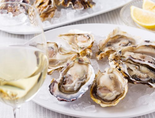 Crabs Are for Shuckers: Oysters Are the New Belle of the Ball