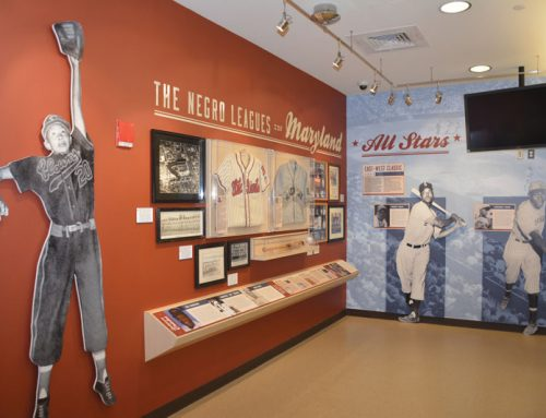 Museum Memorializes Negro Leagues Baseball