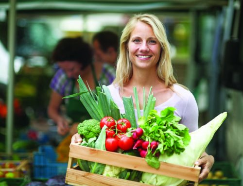 Markets Bring Farms' Bounty to People's Tables