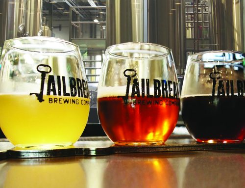 Push Your Boundaries at Jailbreak Brewing Company