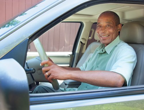 Help senior drivers maintain independence