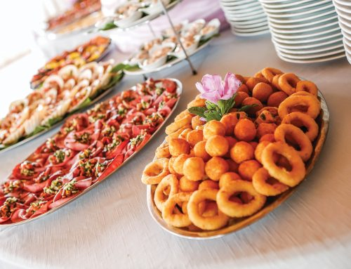 Catering takes the work out of holiday entertaining
