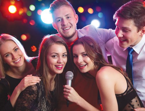 Set your sing-a-long party apart
