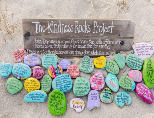Calvert County Proves That Kindness Rocks